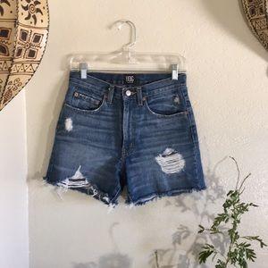 🥶NWOT BDG hi rise mom shorts
